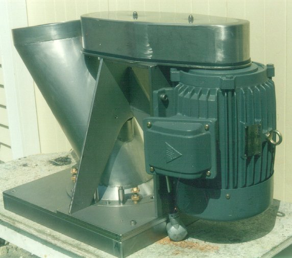 Conical screen mill picture 1